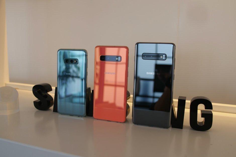 Samsung Galaxy S10 serija