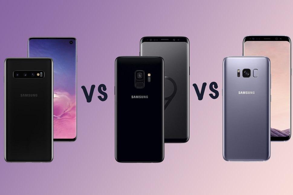 Samsung Galaxy S serijos išmanieji telefonai