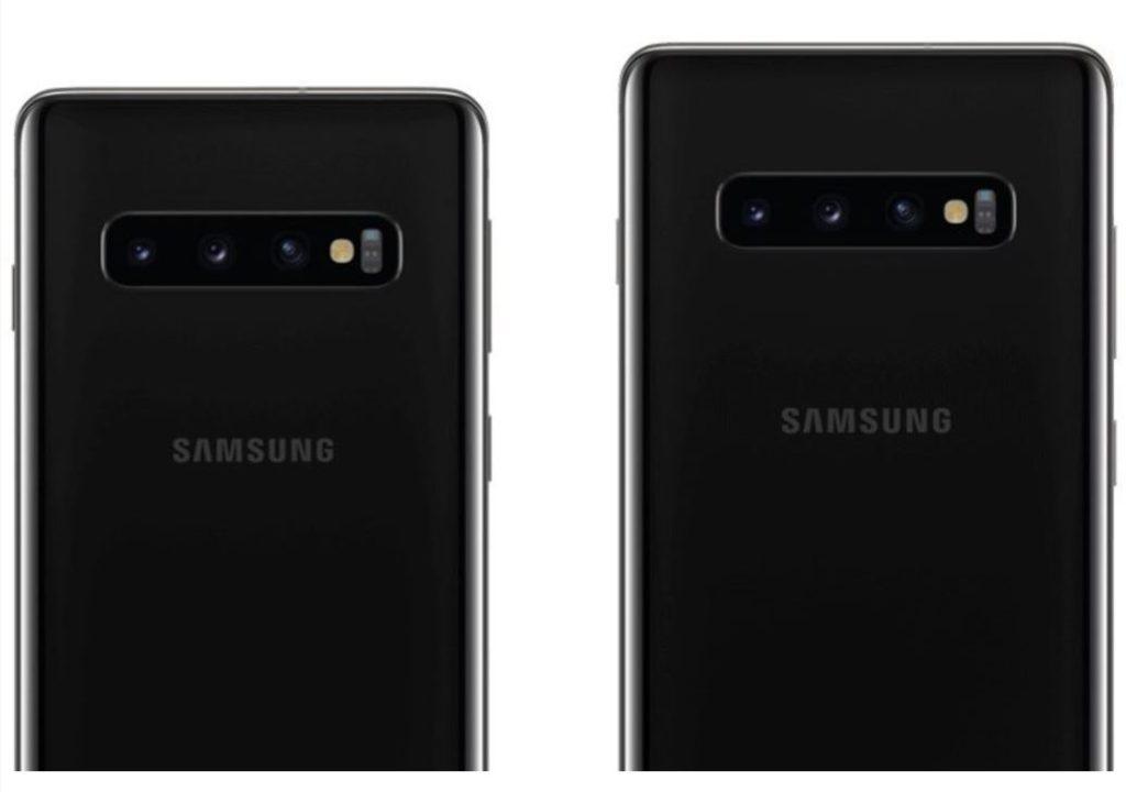 Samsung Galaxy S10 ir S10+