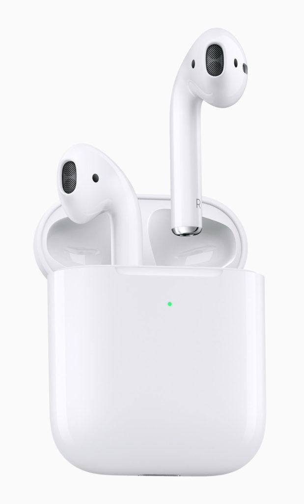 Antros kartos Apple AirPods belaidės ausinės