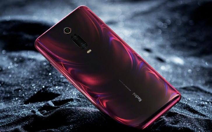 Xiaomi Redmi K20 serijos mobilieji įrenginiai