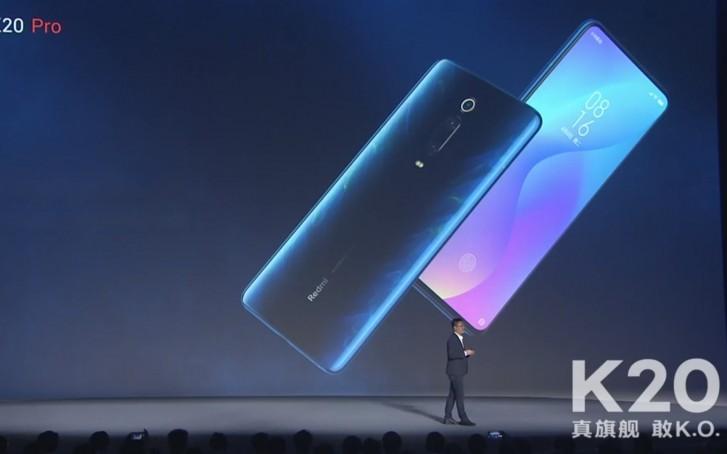 Xiaomi Redmi K20 serijos mobiliųjų įrenginių pristatymas